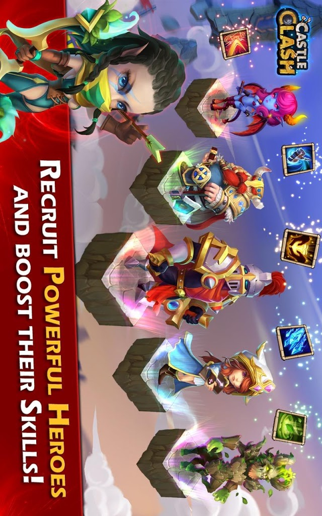 Castle Clash: Age of Legendsのスクリーンショット_3