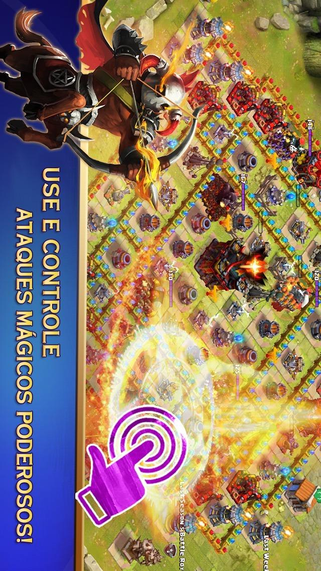 Clash of Lords 2: A Batalhaのスクリーンショット_3
