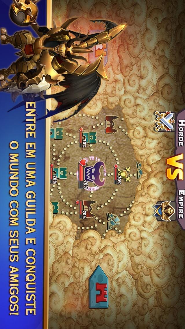Clash of Lords 2: A Batalhaのスクリーンショット_4