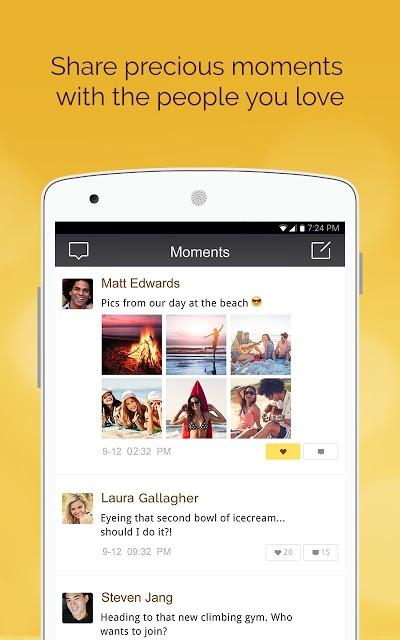LINK Messengerのスクリーンショット_2