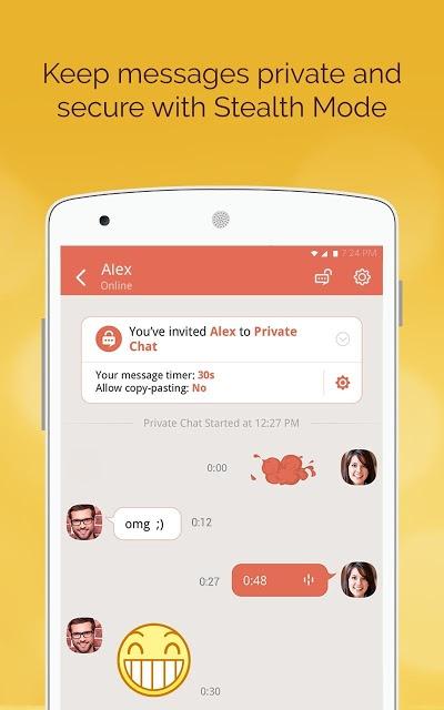 LINK Messengerのスクリーンショット_3