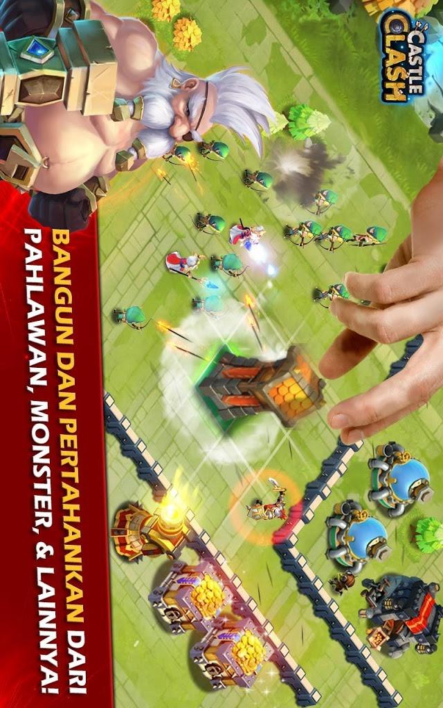 Castle Clash: Era Legendaのスクリーンショット_2