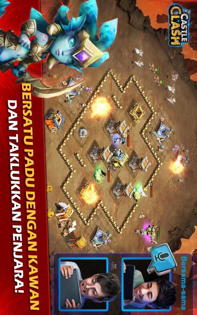 Castle Clash: Era Legendaのスクリーンショット_4