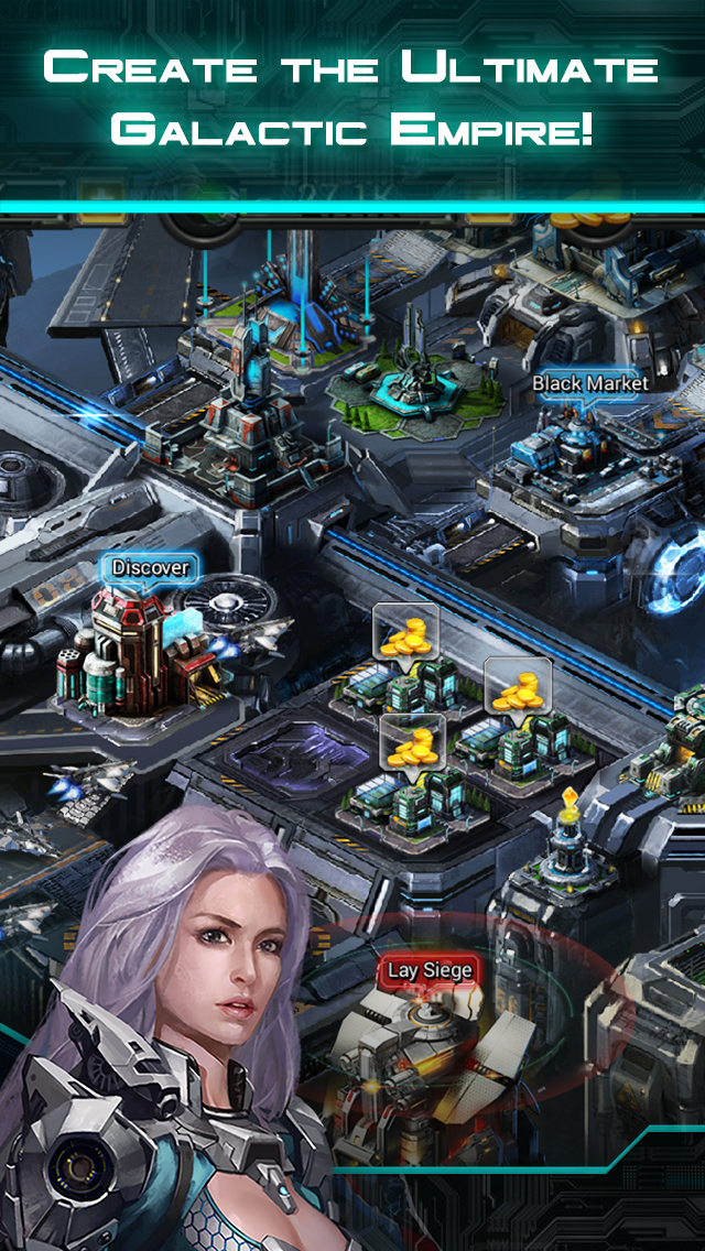 Galaxy Online 3のスクリーンショット_1