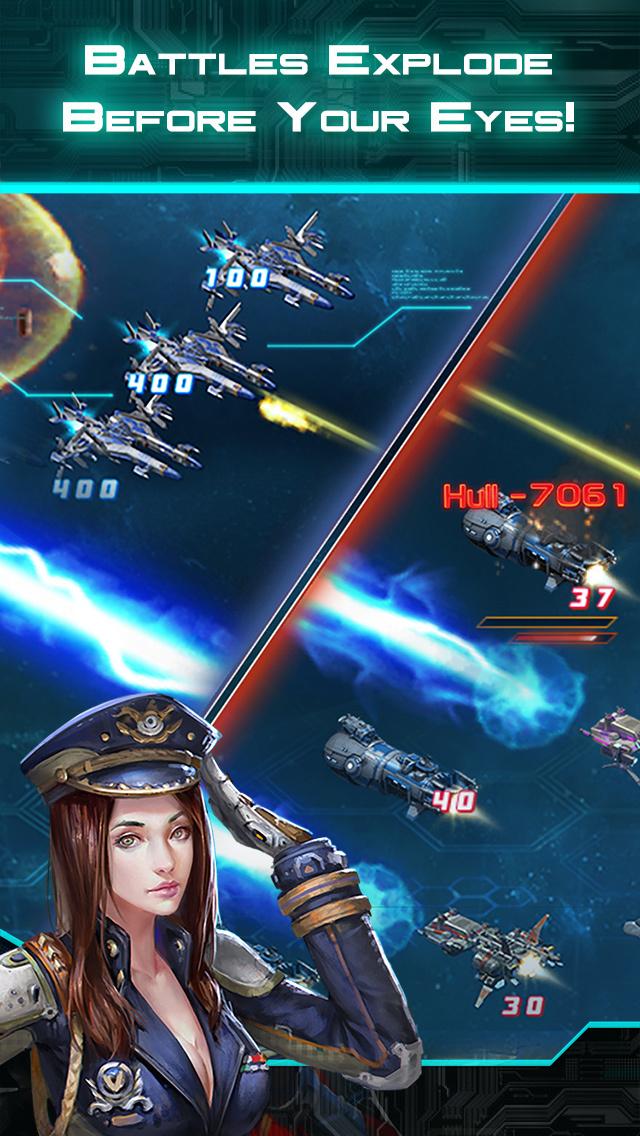 Galaxy Online 3のスクリーンショット_3