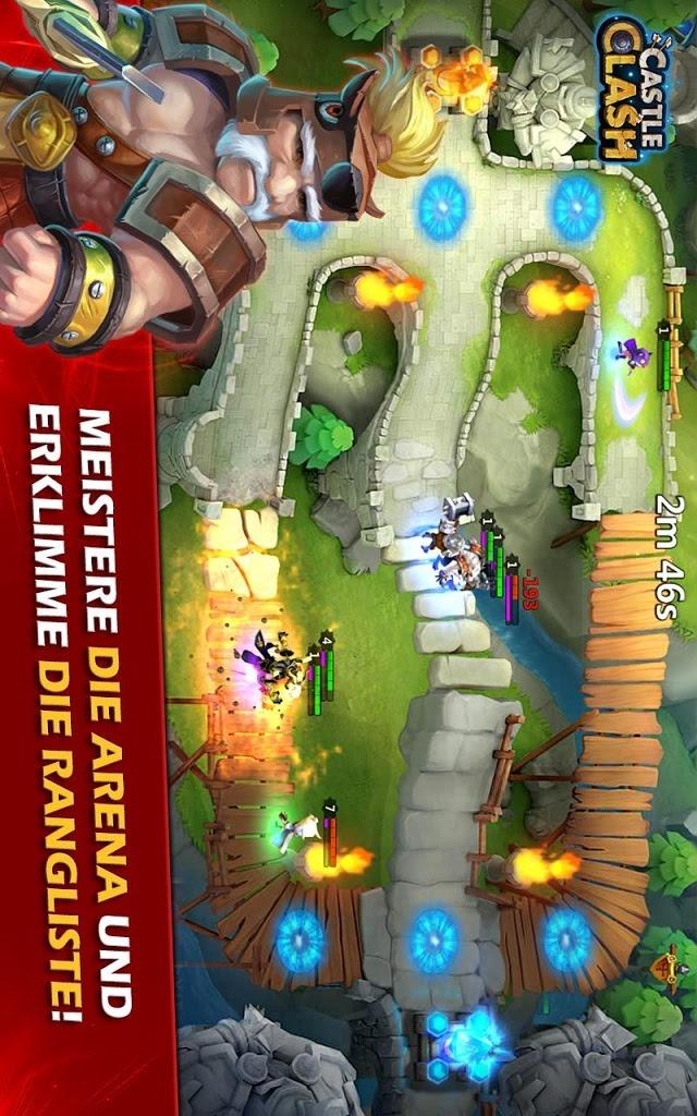 Castle Clash: Ära der Legendenのスクリーンショット_5