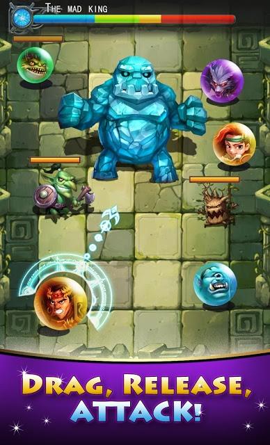 Marble Heroesのスクリーンショット_2