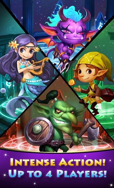 Marble Heroesのスクリーンショット_4