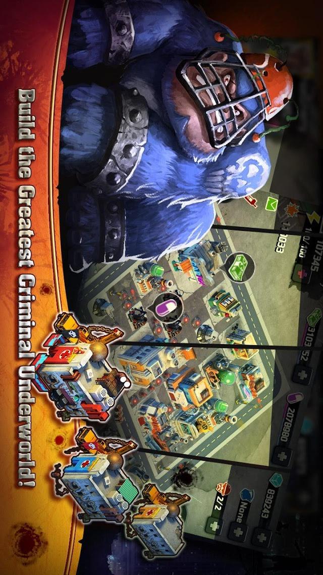 Clash of Mafiasのスクリーンショット_2