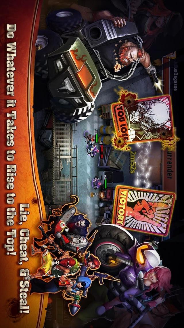 Clash of Mafiasのスクリーンショット_4