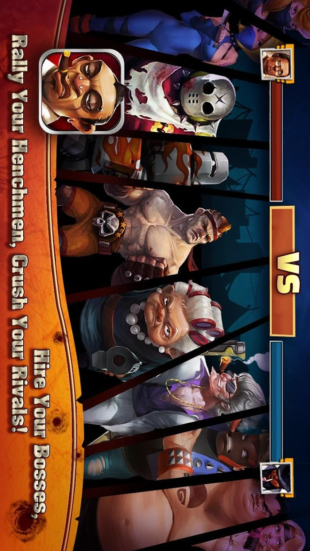 Clash of Mafiasのスクリーンショット_5