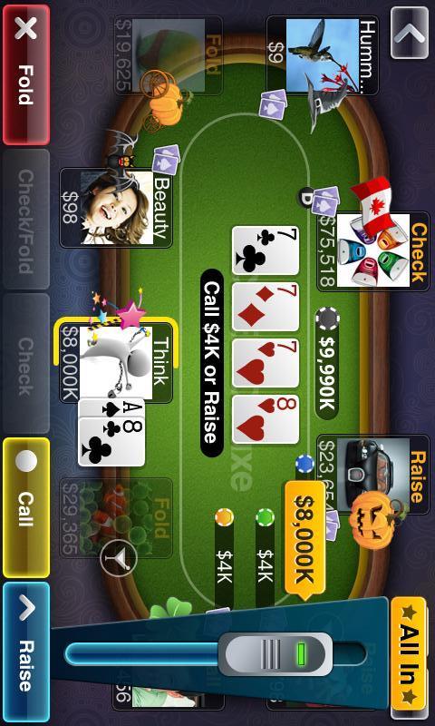 Texas HoldEm Poker Deluxeのスクリーンショット_2