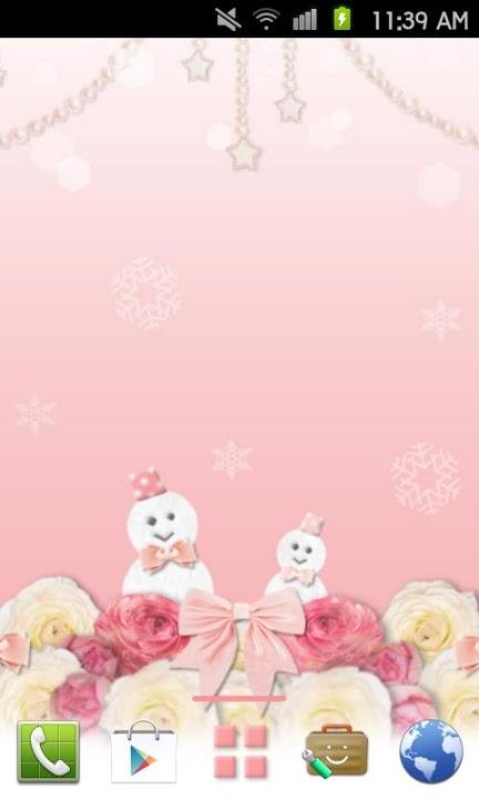 Little Snowman Themeのスクリーンショット_1