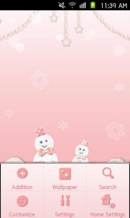 Little Snowman Themeのスクリーンショット_2