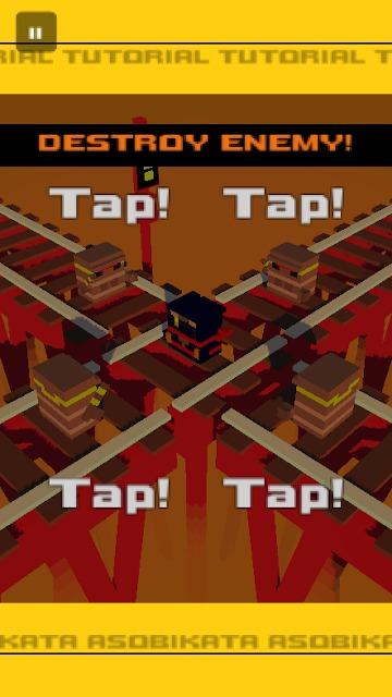 NinjaGaNのスクリーンショット_4