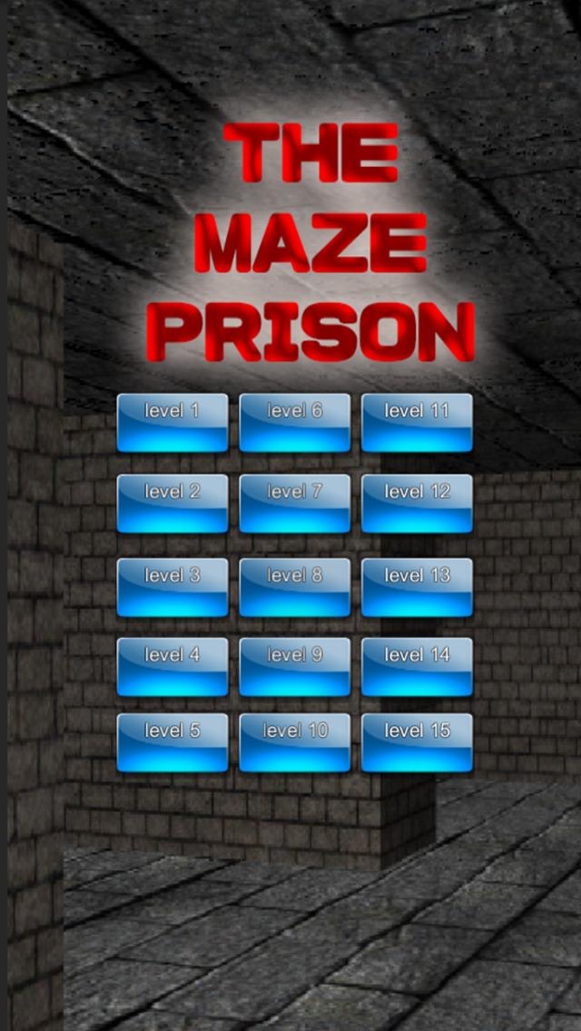 TheMazePrisonのスクリーンショット_1