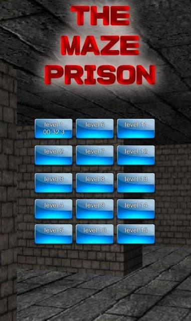 迷路の牢獄のスクリーンショット_1