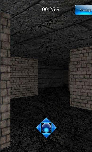 迷路の牢獄のスクリーンショット_2