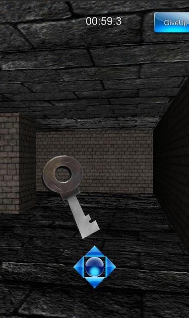 迷路の牢獄のスクリーンショット_3