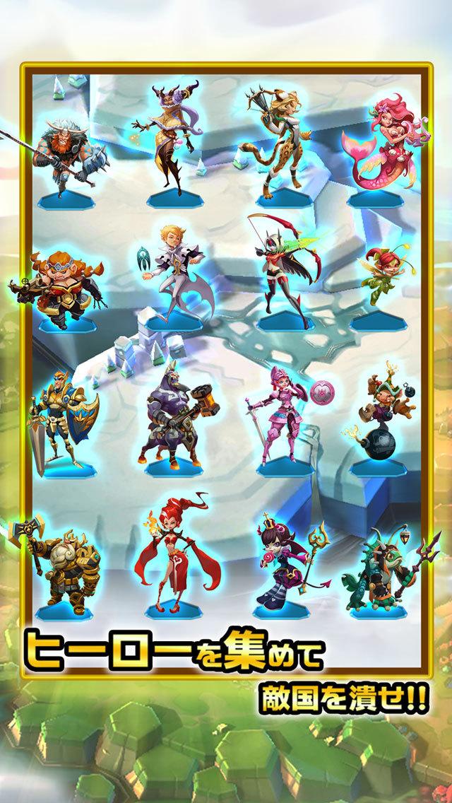 ロードモバイル【本格リアルタイムストラテジーMMORPG】(Lords Mobile)のスクリーンショット_2