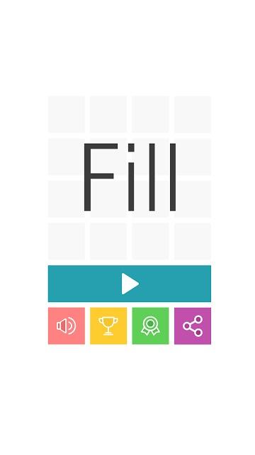 頭が良くなる一筆書きパズル Fillのスクリーンショット_3