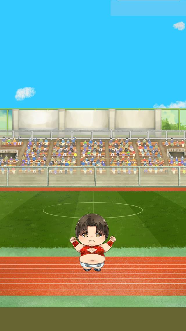 面白いゲーム ビューン -無料 かわいい美少女育成のスクリーンショット_5