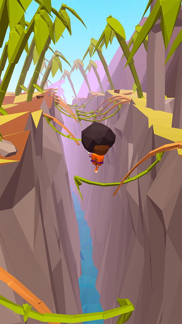 忍者ステップ - エンドレスランの無料のアクションゲームのスクリーンショット_4