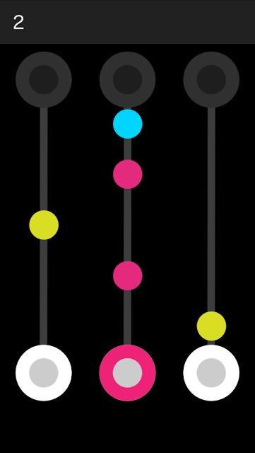 Falls :【フォールズ】落ち物系のアクションパズルゲームのスクリーンショット_4