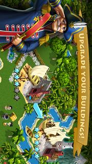 Tap Paradise Cove: Explore Pirate Bays and Treasure Islandsのスクリーンショット_3