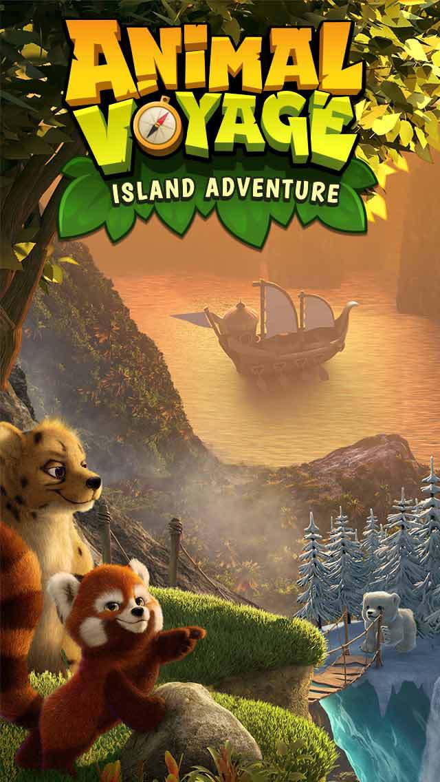 Animal Voyage: 動物航海のスクリーンショット_5