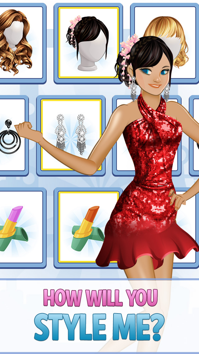 Campus Life™: Fashion Girlのスクリーンショット_2