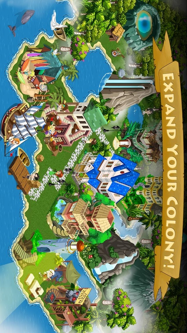 Tap Paradise Coveのスクリーンショット_3