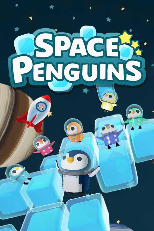 スペースペンギンズのスクリーンショット_1