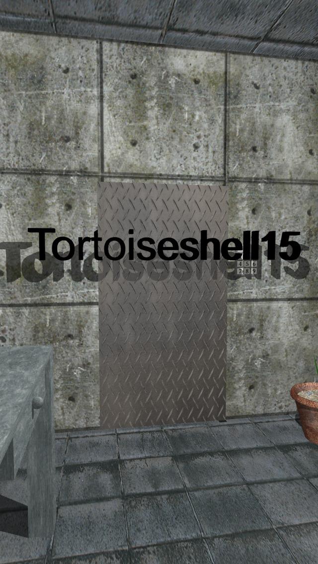 脱出ゲーム-Tortoiseshell15-のスクリーンショット_1