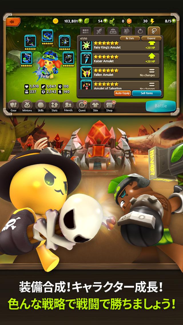 Plants War 2のスクリーンショット_4