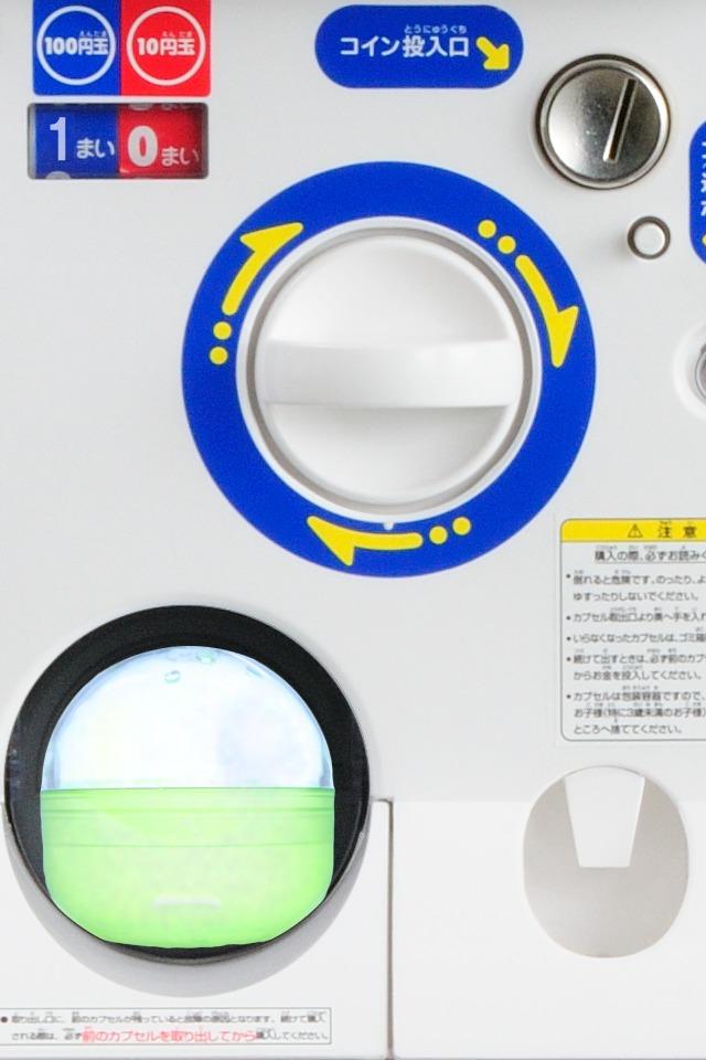 仮面ライダーガシャポンのスクリーンショット_5