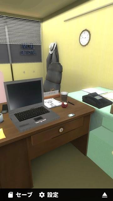 脱出ゲーム 探偵事務所~助手からの挑戦~のスクリーンショット_5