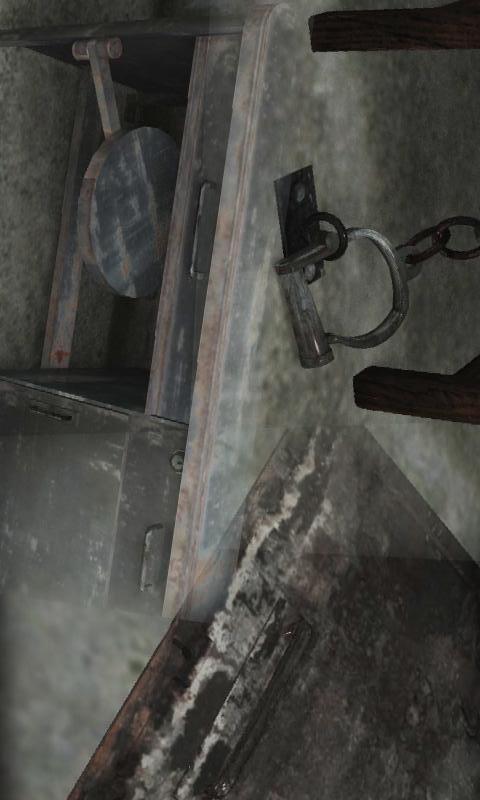 DIVIDED -監禁された部屋からの脱出-のスクリーンショット_2