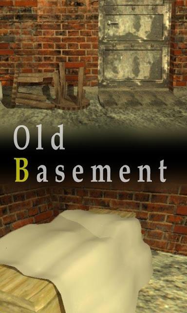 old basement -地下倉庫からの脱出-のスクリーンショット_1