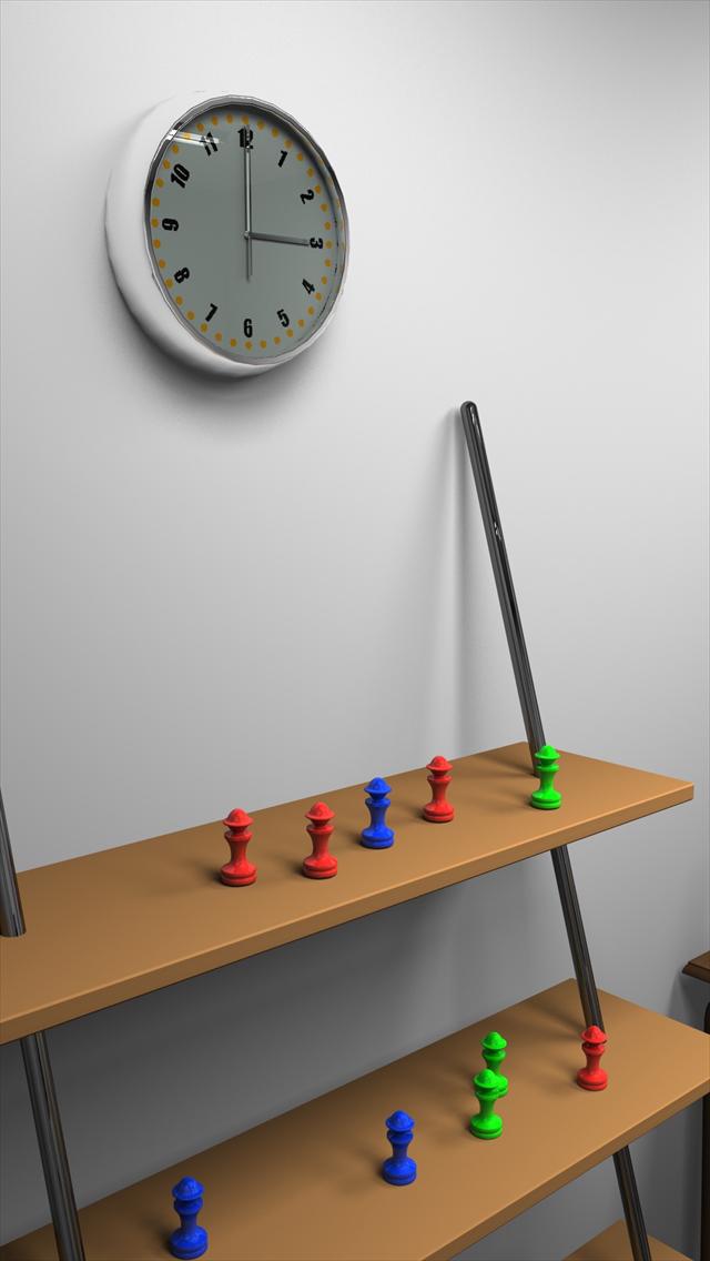 脱出ゲーム-Time Slip- 無料で遊べる簡単新作パズルのスクリーンショット_2