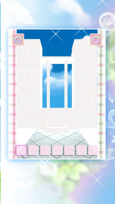 脱出ゲーム六月花嫁のブーケのスクリーンショット_2