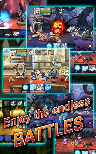 MORINORI:Rynan-Defenseのスクリーンショット_3