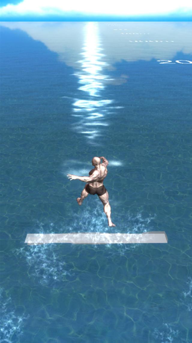 筋肉サーフィンのスクリーンショット_3