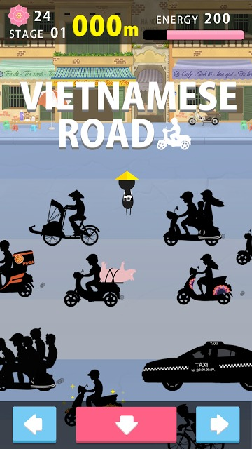 Vietnamese Roadのスクリーンショット_1