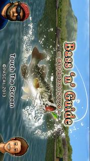 Bass 'n' Guide ガイドとバスフィッシングのスクリーンショット_1