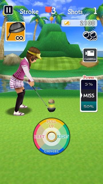 空き缶ゴルフのスクリーンショット_3