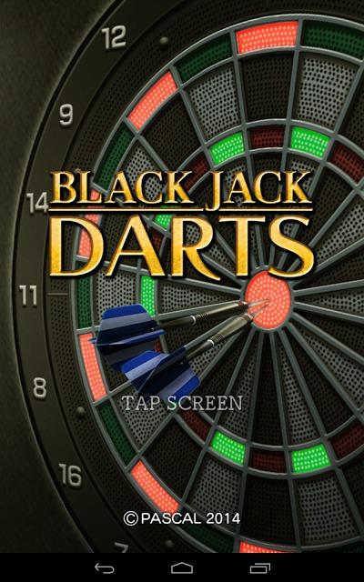 ブラックジャック ダーツのスクリーンショット_1