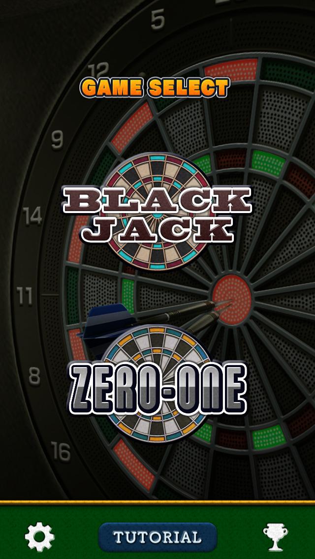 ブラックジャック ダーツのスクリーンショット_2