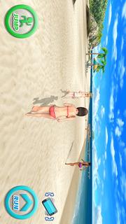 ビーチフラッグパラダイスのスクリーンショット_3