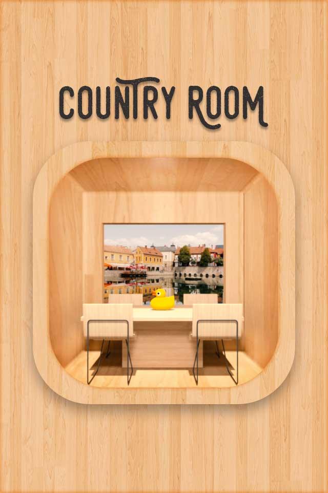 脱出ゲーム CountryRoomのスクリーンショット_1